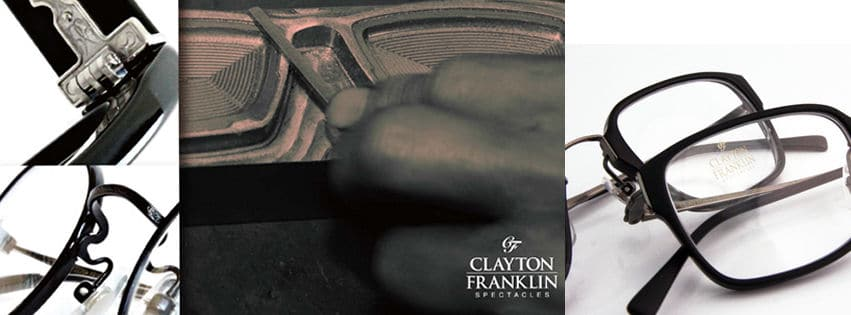 collection lunettes franklin clayton